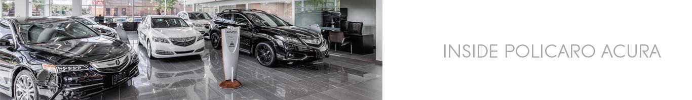 PolicaroAcura-Inside-Dealership