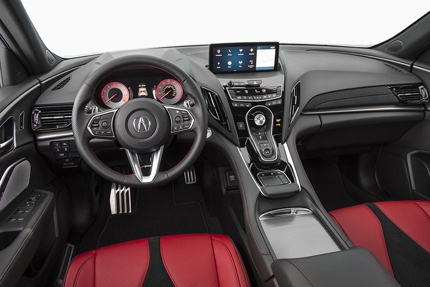 A-Spec Interior