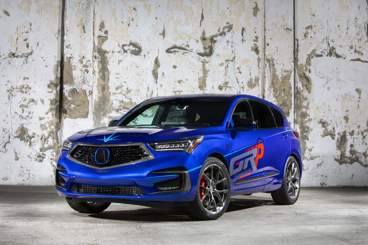 Check Out This 345 Hp Acura Rdx That Was At Sema Show Policaro Acura