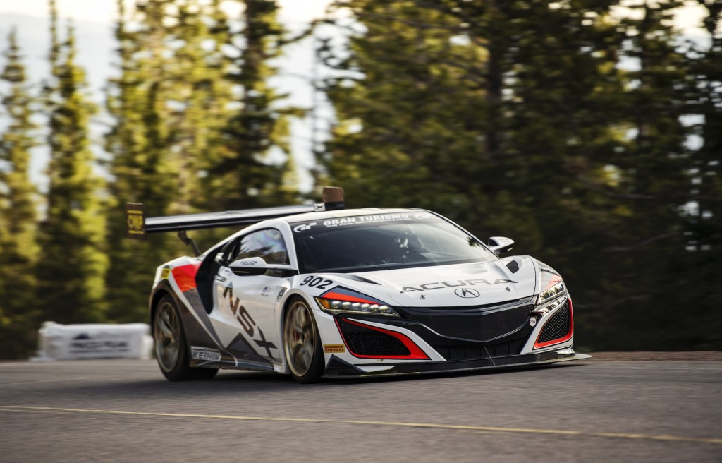 Acura-NSX-PikesPeak