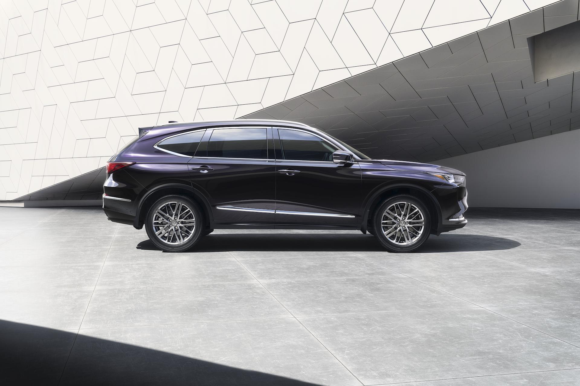 2022 Acura MDX Exterior