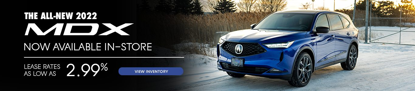 2022 MDX Lease Offer